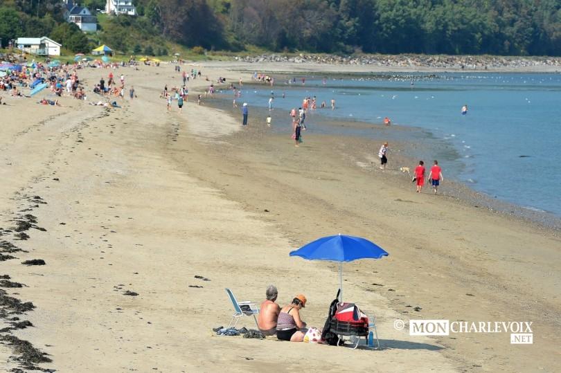 la plage - Mon CHARLEVOIX