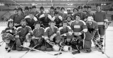 hockey février 82