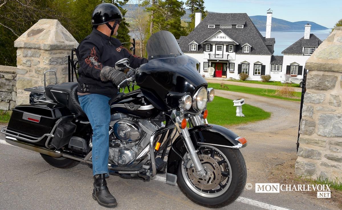 la d couverte de charlevoix aux guidons d une moto mon charlevoix. Black Bedroom Furniture Sets. Home Design Ideas