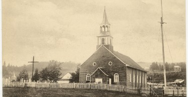 L'Église de St-Irénée, Coll Hoopes, Musée Chx