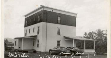 Hotel Vallon, La Malbaie, Coll Hoopes, Musée Chx