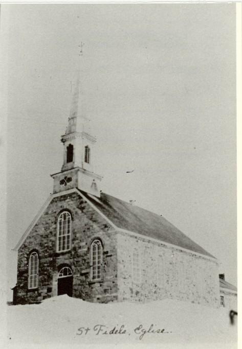 Église St-Fidèle
