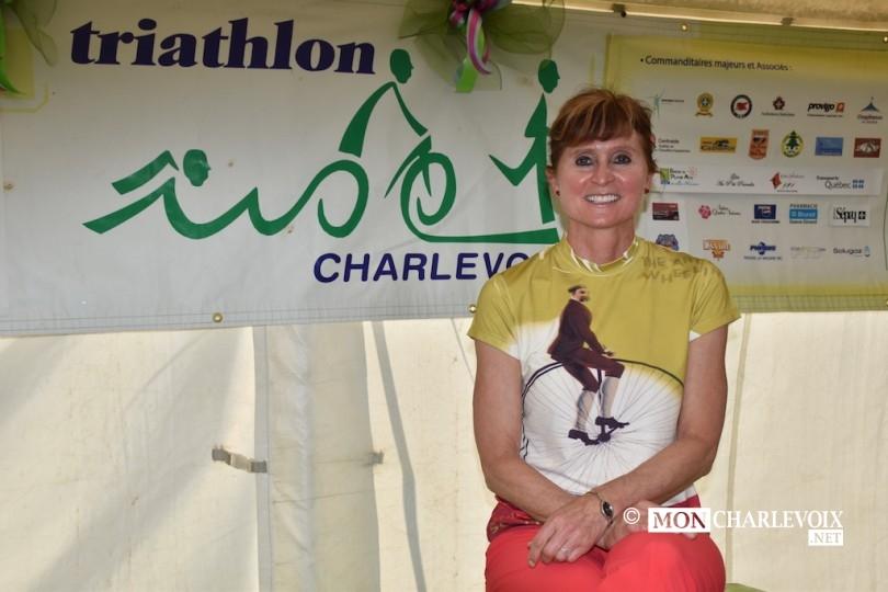Mme Danielle Ouellet (Présidente d'honneur)
