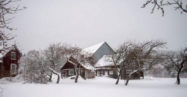 belle scène hivernal 3