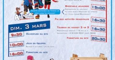 Affiche Clermont en Neige 2019