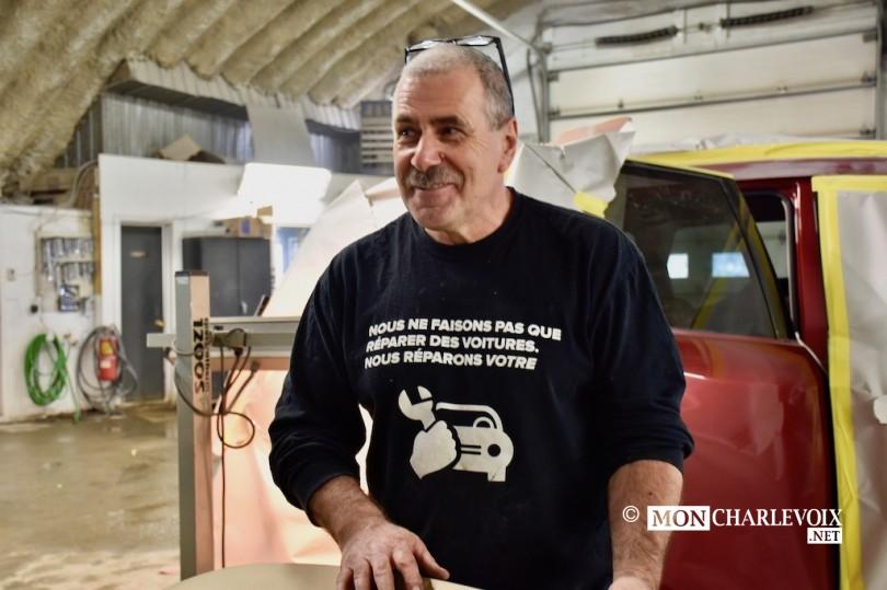 Bernard Simard, carrossier