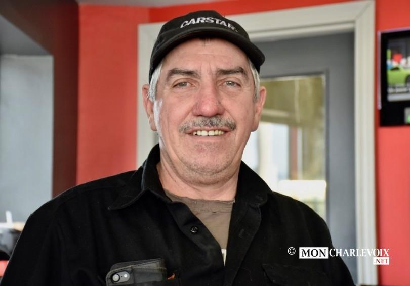 Daniel Boily, propriétaire
