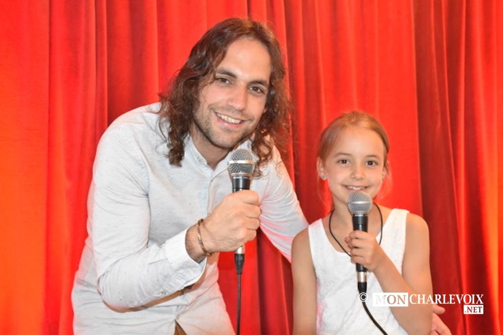 Jean-Philippe et sa fille