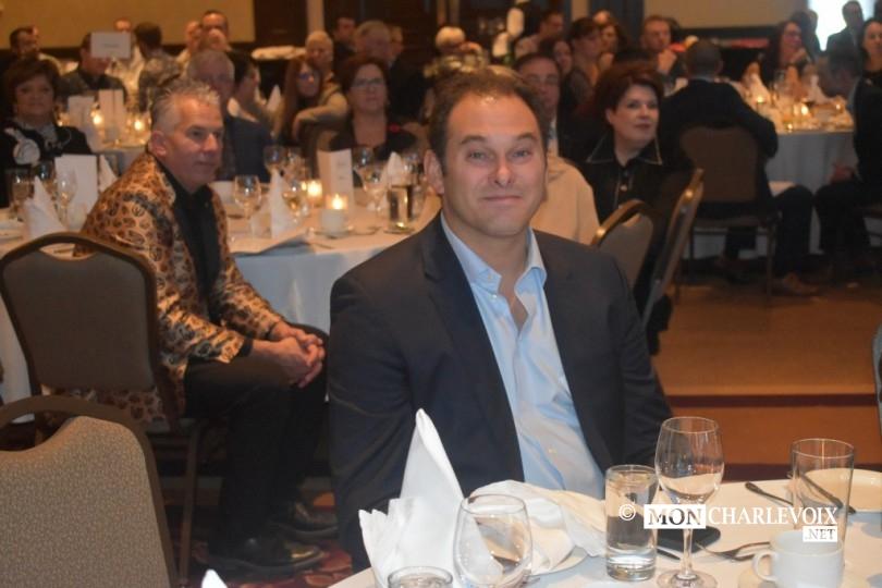 Marc Juteau, collectionneur sportif et co-président d'honneur