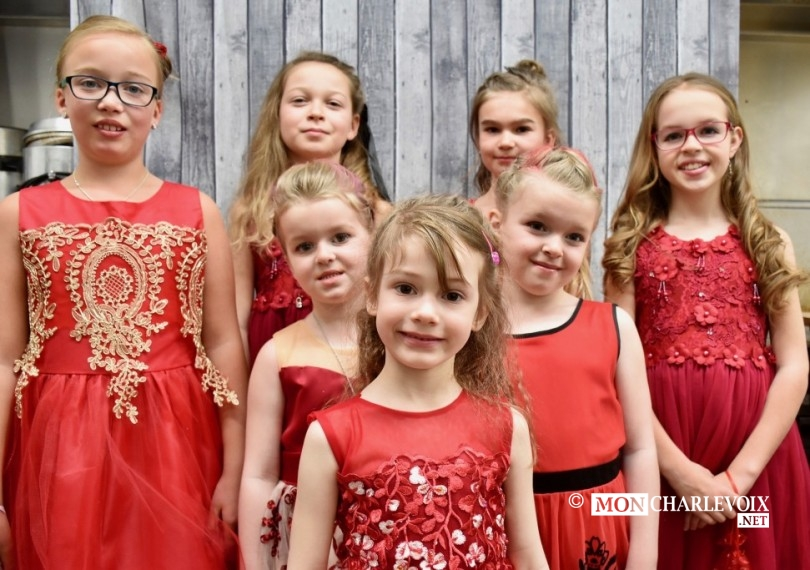 Duchesses 2020 (École Marie-Reine Saint-Hilarion)