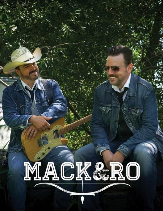 2 - Photo MAck et Ro