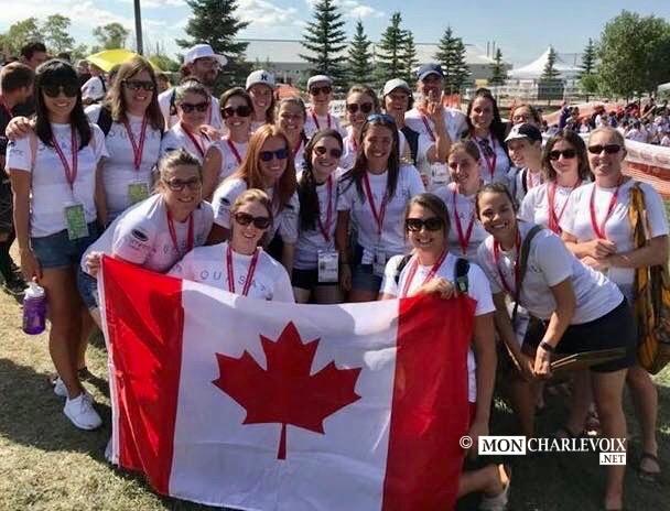 Championnat du monde Winnipeg