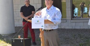 Sylvain Gendreau, directeur général
