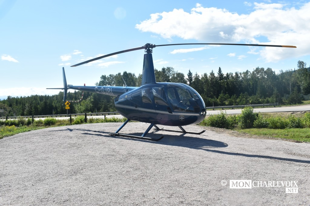 Hélicoptère 2020