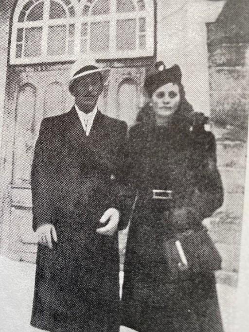 Roland Bouchard & Juliette Dufour